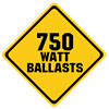 750 Watt Ballasts