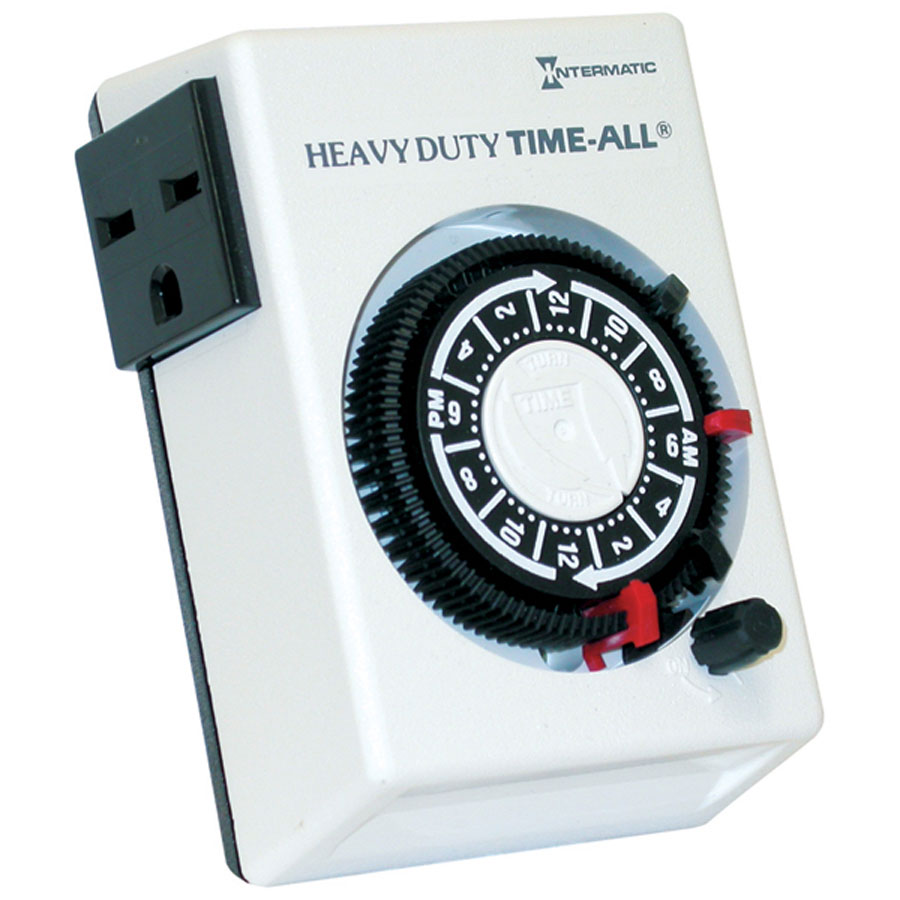 excalibur 24 hour heavy duty outdoor timer instructions