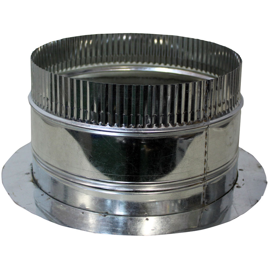 8 Air Duct : Ideal air duct collar tight quot